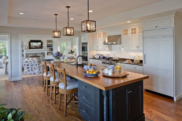 Coastal Kitchen Design Interior Delectable Inspiration