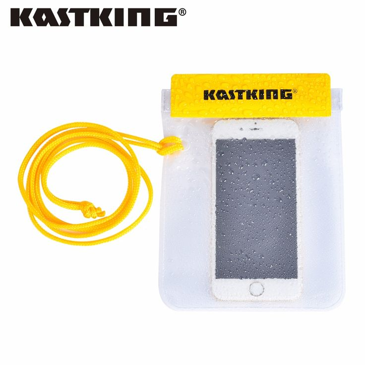 KastKing 2017 New Waterproof Fishing Bag with Strap Dry Bags Cases Cover for Samsung galaxy S7 for iPhone 6 5S SE 6S Plus