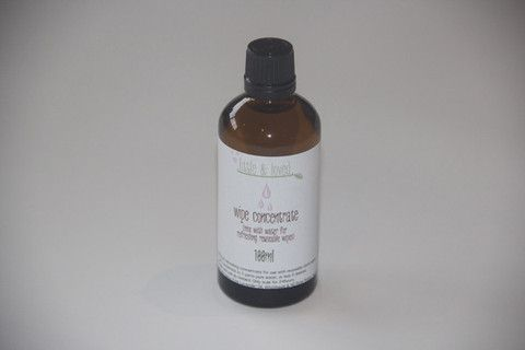 Wet Wipe Concentrate - 100ml - Little & Loved