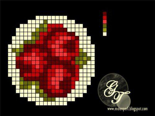 Схемы | biser.info - всё о бисере и бисерном творчестве