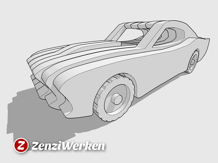 3D-Modell in Sketchup