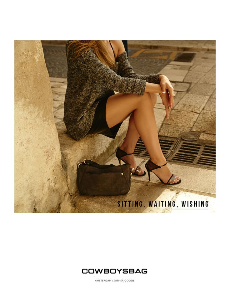 Cowboysbag | Sitting, Waiting, Wishing - Spring Summer 2015, Bag Cork 1599