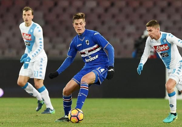 #rumors  Chelsea transfer BLOW! Blues to miss out on Sampdoria striker Patrik Schick as Inter Milan get ready to pay release clause