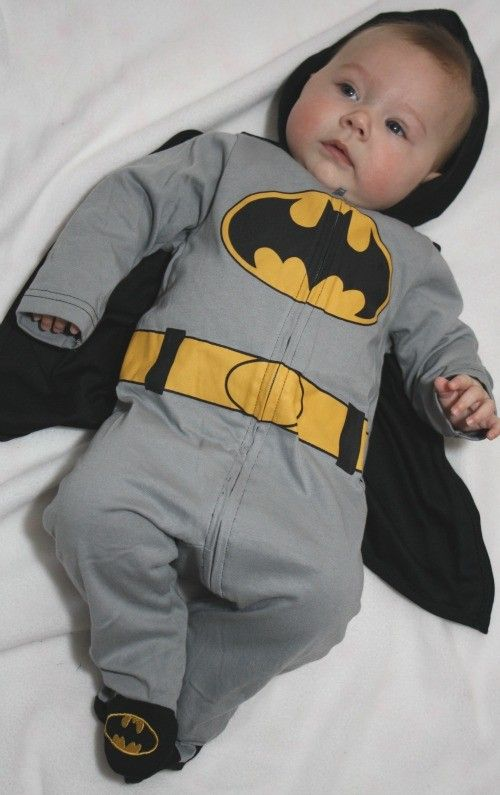 Batman Creeper Batman Creeper Is The Perfect Baby Gift