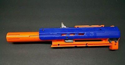 2009-NERF-N-Strike-Longstrike-Blue-CS-6-Sniper-Rifle-Attachment-Barrel