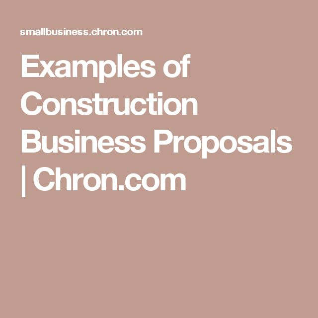 Example Bid Proposal Image Printable Blank Bid Proposal Forms
