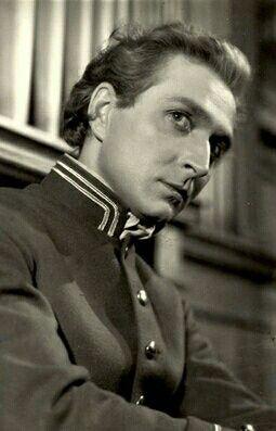 Polish actor - Czesław Wołłejko.