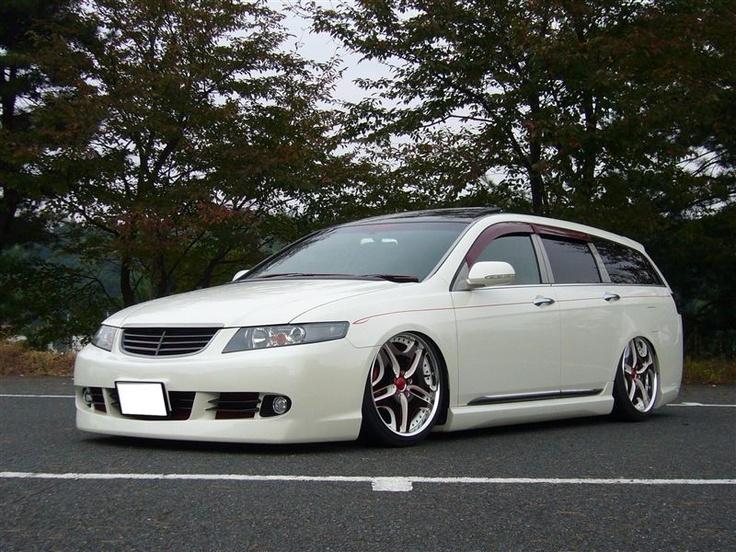 Acura Van Nuys >> Image detail for -Slammed Accord Wagon (Dorset Japanese Car Club)   Japanese cars, Honda accord ...