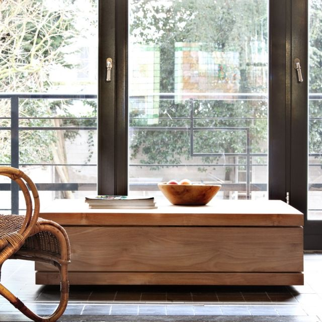 21 best images about tables basses et tables d appoint on for Table basse ethnicraft