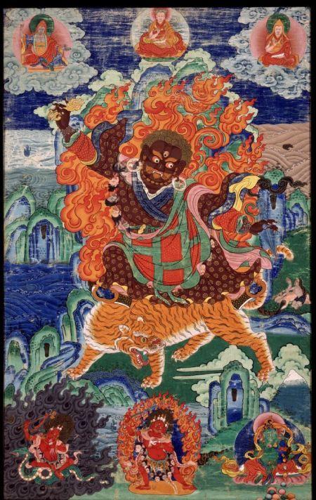 Ваджра - древнее оружие богов