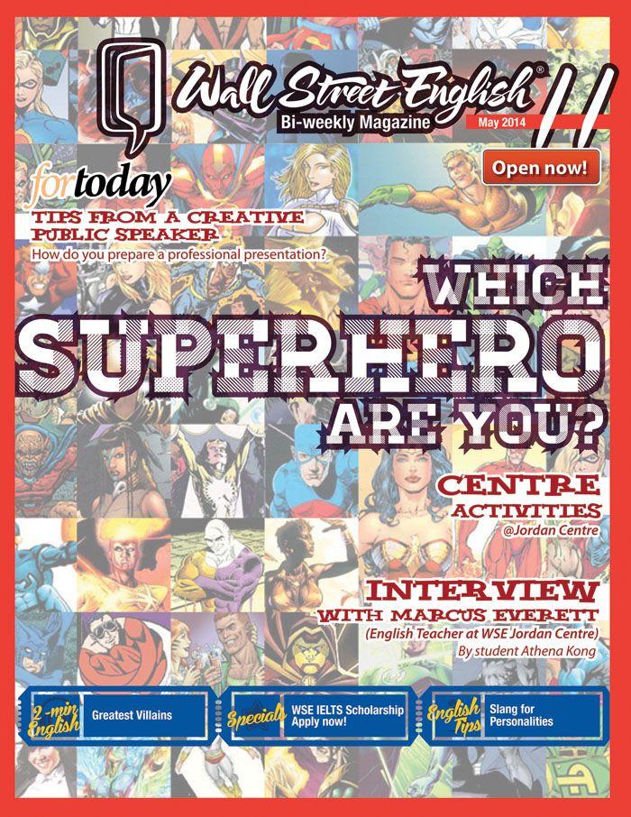 wall street english bi weekly magazine no 11 which on wall street english id=75769