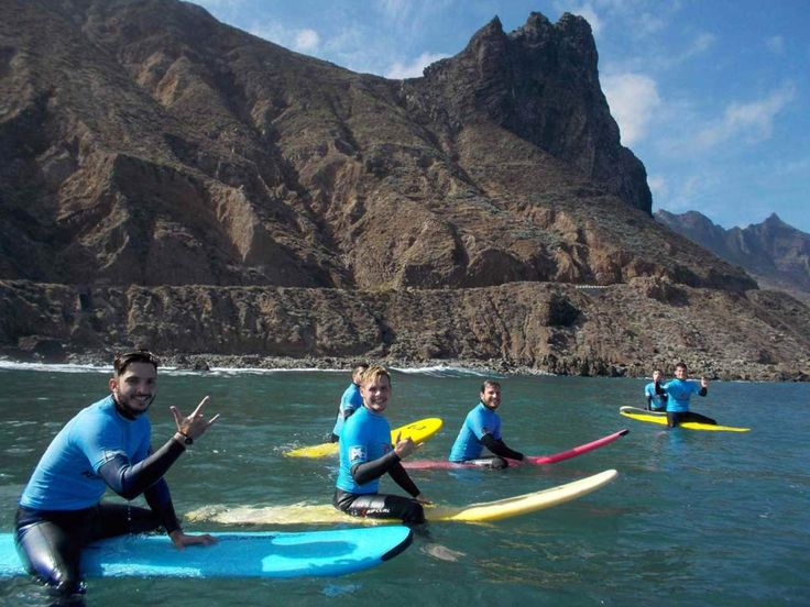 Find out the top 5 beginner surf beaches in Tenerife with Surf Holidays here: