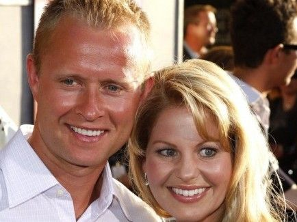 Candace Cameron Bure with Her Husband | cameron candace .