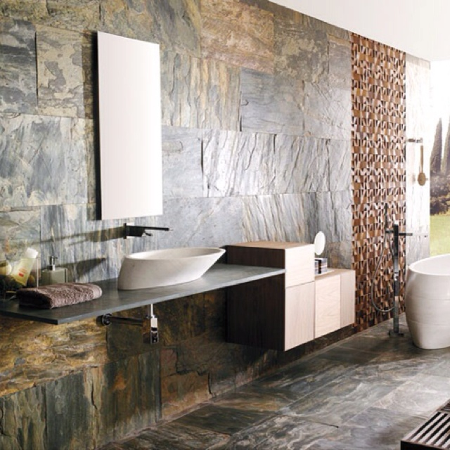 Porcelanosa tile and bath tiling ideas pinterest for Porcelanosa bathroom designs