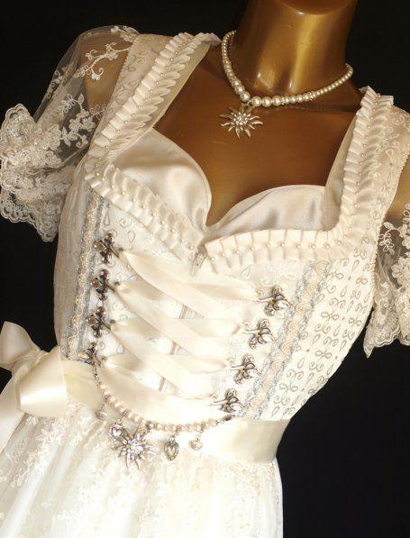 dirndl wedding dress - Google Search