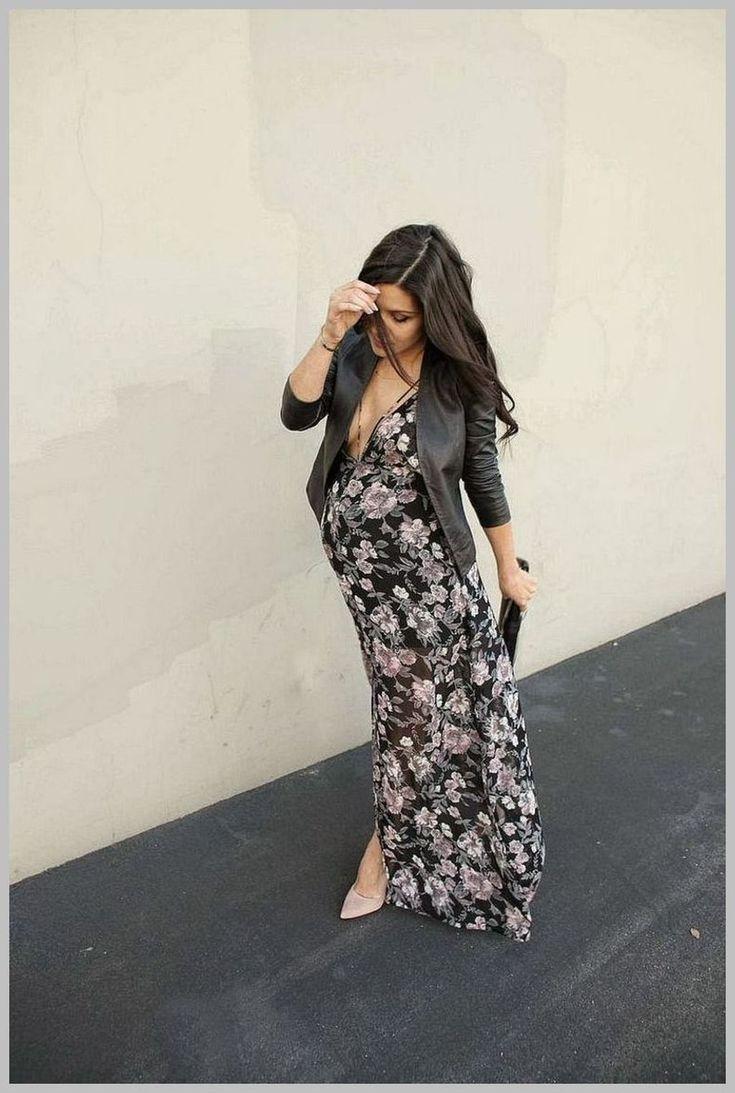 Cool 41 Elegant Maternity Spring Wedding Outfits Ideas. More at http://trendwear4you.com/2018/02/26/41-elegant-maternity-spring-wedding-outfits-ideas/ #maternityoutfits