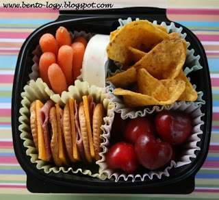 Bento-logy: Field Trip Disposable Lunch