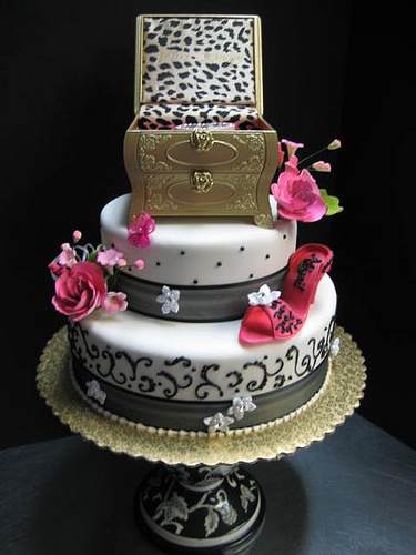 196 best Diva Cakes images on Pinterest Birthdays Petit fours and