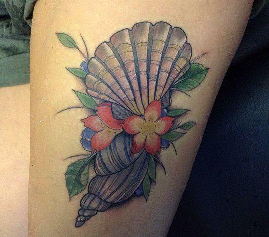 best 25 sea life tattoos ideas on pinterest. Black Bedroom Furniture Sets. Home Design Ideas