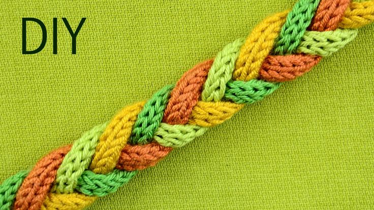 5 strand braid instructions
