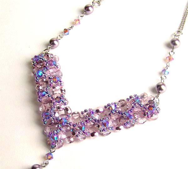 esquema de patrón de collar | Magic Beads
