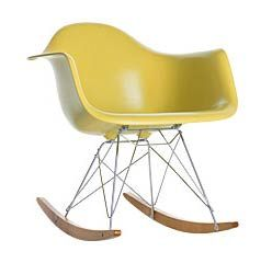 Vitra. Чарльз Эймс (Charles Ormand Eames) и Рэй Эймс (Ray Eames). RAR, 1950