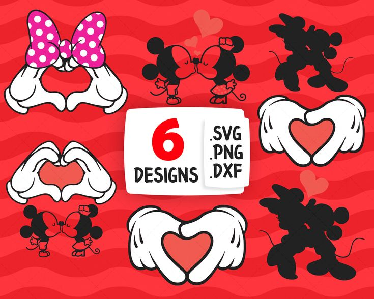 633+ Minnie Love Svg Best Quality File