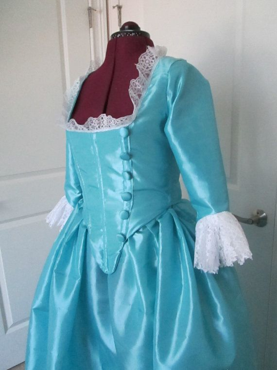 Eliza Schuyler Gown Hamilton Costume Hamilton by CostumesbyAly