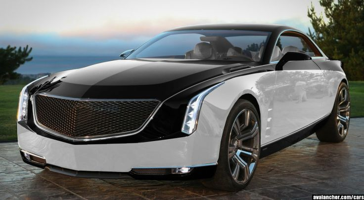 Cadillac Elmiraj   The Cars   Pinterest   Posts and Cadillac
