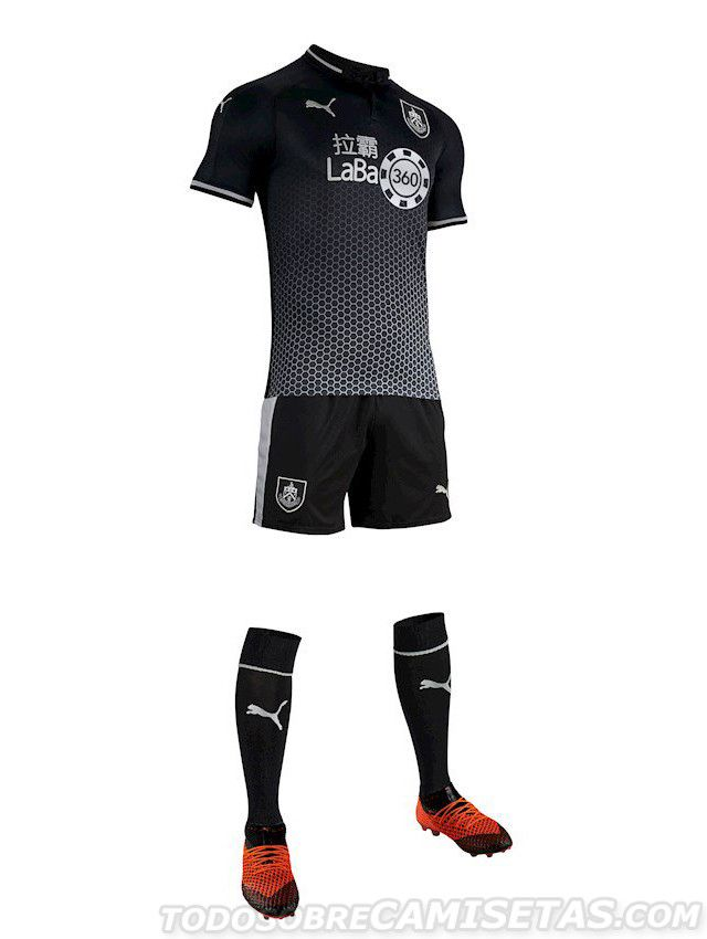 6da818543 Burnley FC Puma Away Kit 2018-19 | Football (soccer) | Soccer tips ...