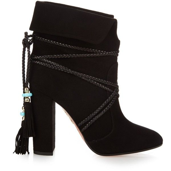 25  best ideas about Black suede boots on Pinterest | Flat boots ...