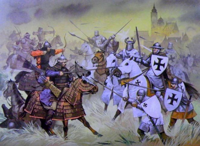 """The Order of the Teutonic Knights or """"Les Chevaliers Teutoniques"""" - Virily"""