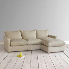 Pavilion chaise sofa