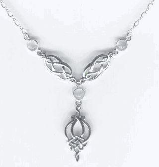 evenstar necklace moonstone - photo #7