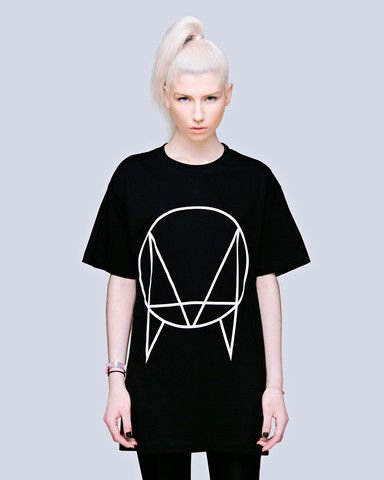 OWSLA X LONG 'OWSLA' T-Shirt - Black // Unisex | OWSLA official storefront powered by Merchline