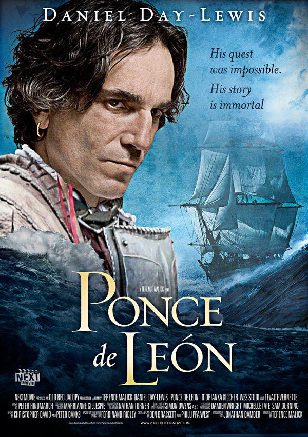 Fake Seinfeld Poster: Ponce de Leon