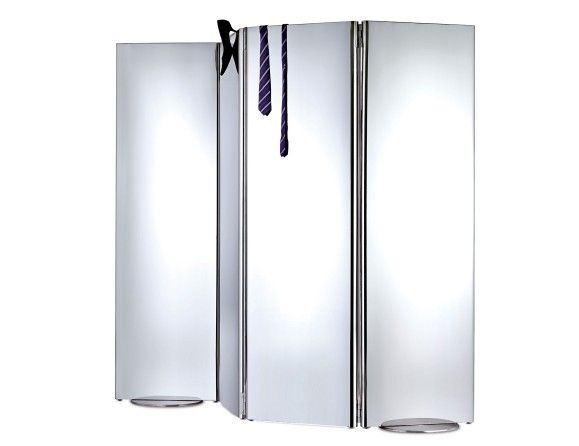 High Quality Rigo Riparo Italian Designer Screen Handmade And Shown In Stainless Steel  And Mirror. The Lamberti Decor Collection Of Stainless Steel Furniture  Focuses On ...