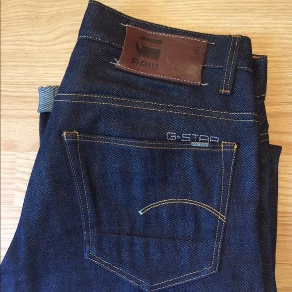 G Star Raw Denim Jeans MEN's G Star Raw Denim Jeans. Size 31/32. Never been worn. G-Star Jeans