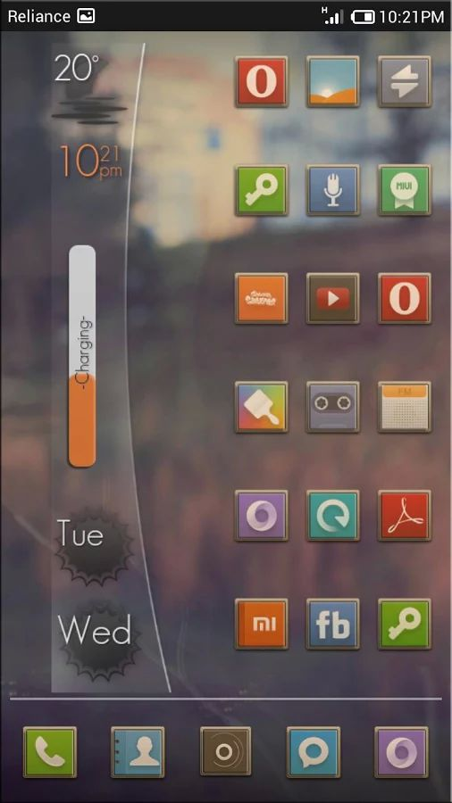 LIGNA ICONS APEX/NOVA/ADW/GO v1.0.0 apk Requirements 4.0