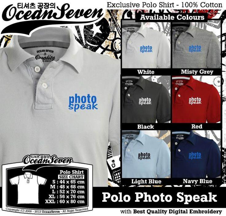 Kaos Polo Gadget and Camera