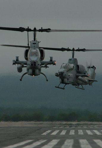 USMC AH-1 SuperCobra