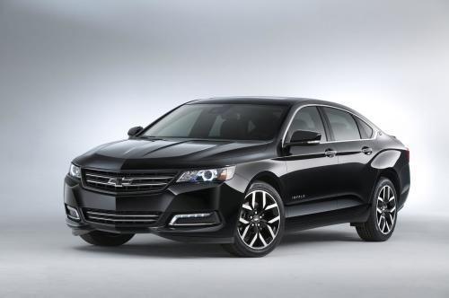 2015 Chevrolet Impala Blackout Concept Desktop Wallpaper