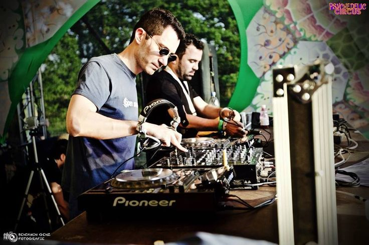 DJ Open Source Live @ Psychedelic Circus 2015