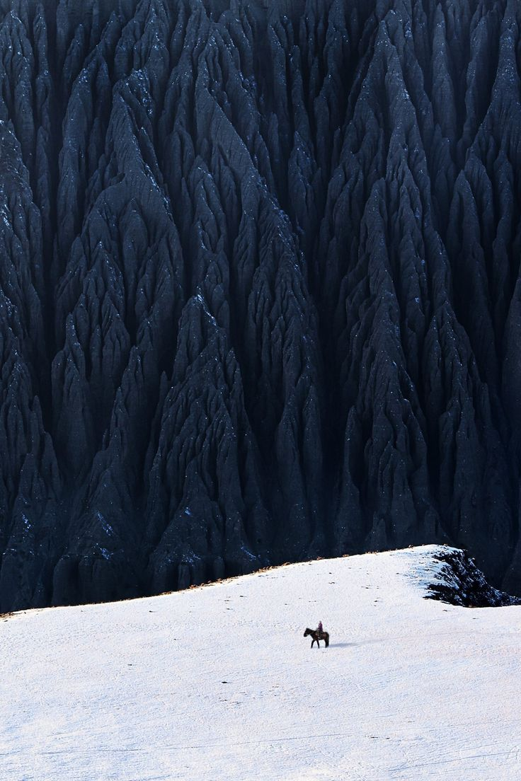 Deep In Canyon | BJ Yang