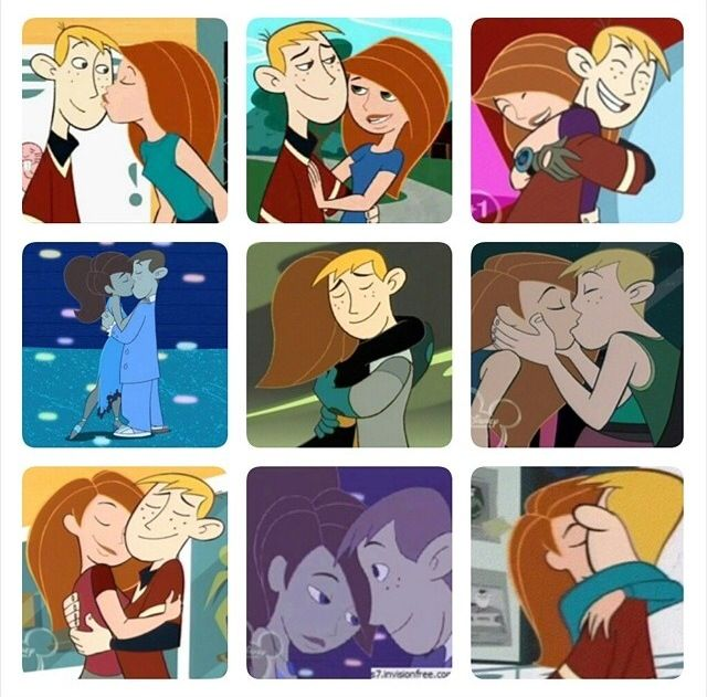 kim possible and ron stoppable dating