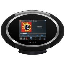 Buy Pure Sensia 200D Connect DAB Internet Radio Audio System, Black online at JohnLewis.com