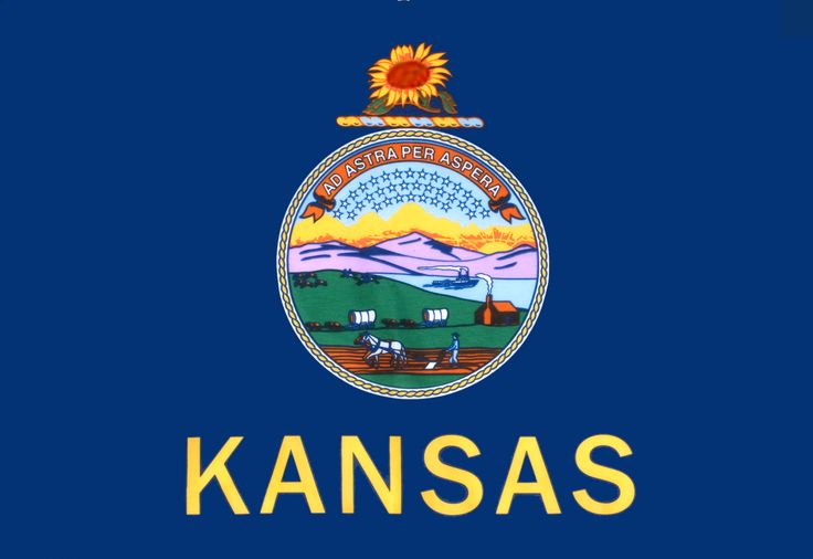 KS state flag - Google Search