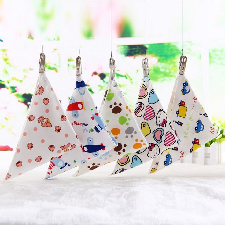 2015 baby clothing 5 pcs bib towel всё для детей одежда и аксессуары новорожденных девочек нагрудники отрыжка салфетки дети слюнявчик малыша бандана слюны полотенце треугольник платок повязки на голову слюнявчики селфи