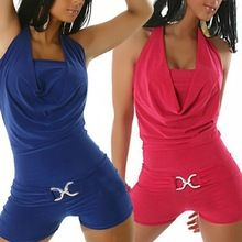 Sleeveless Hot Bodycon Women plush Party Jumpsuit for adults 20138 Best Buy follow this link http://shopingayo.space