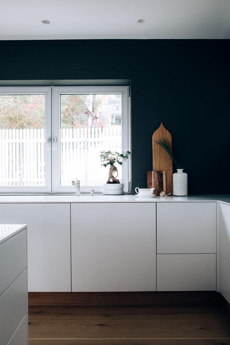 Modern Kitchen Corian Counter www.cki.no